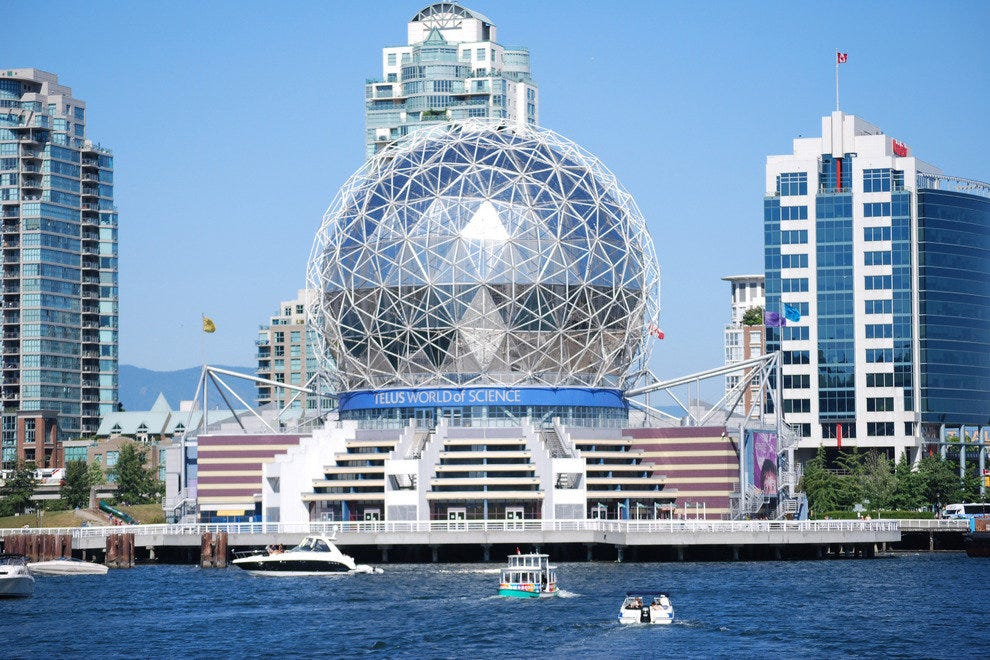 Science World at Telus World of Science: Vancouver ...