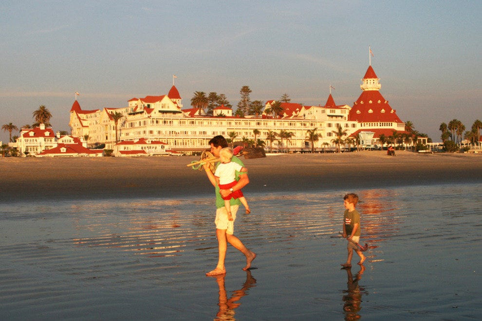 San Diego's Beaches are Family-Friendly