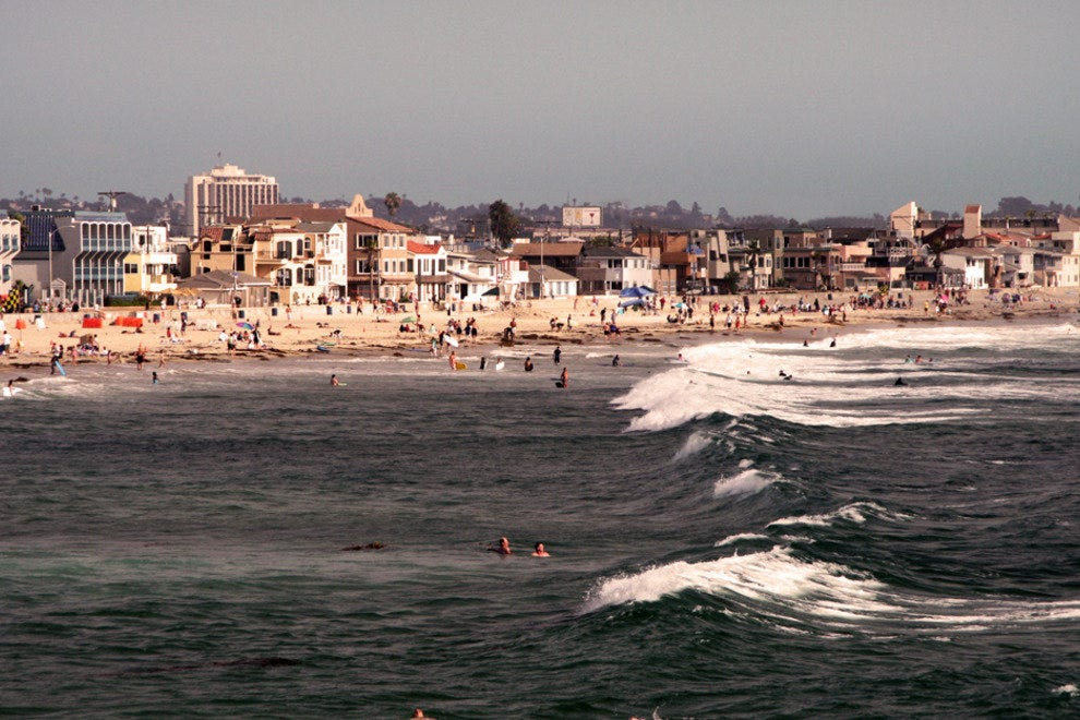 San Diego Beaches,