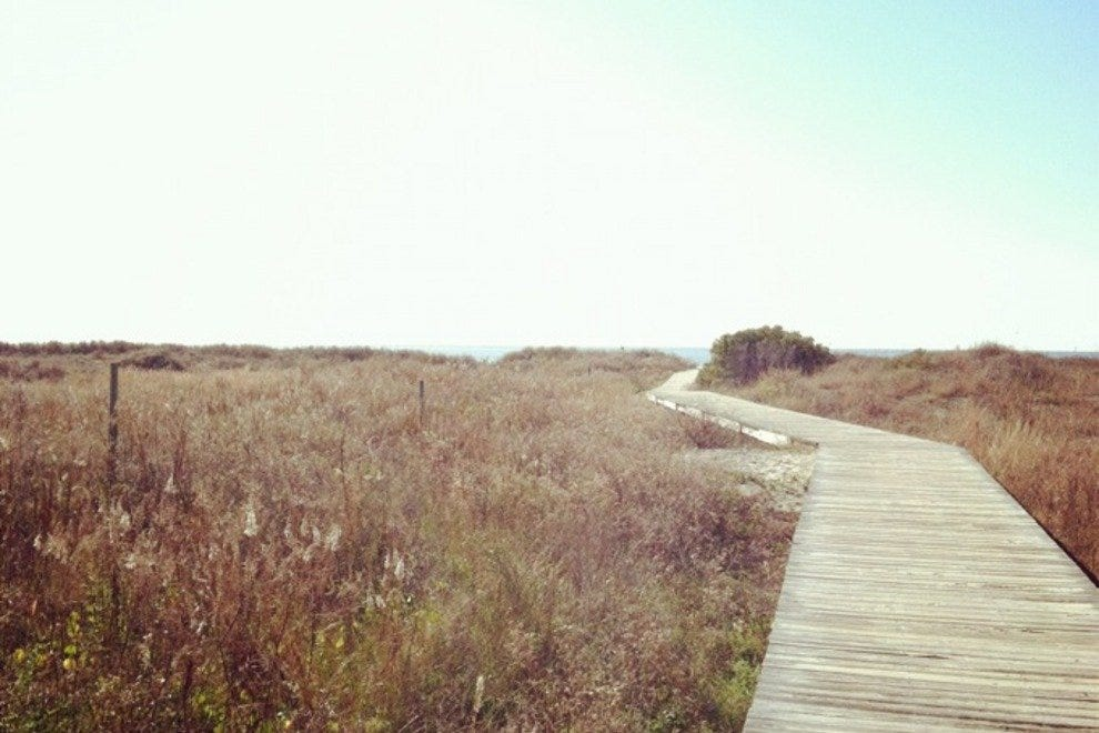 Sullivan's Island boardwalk