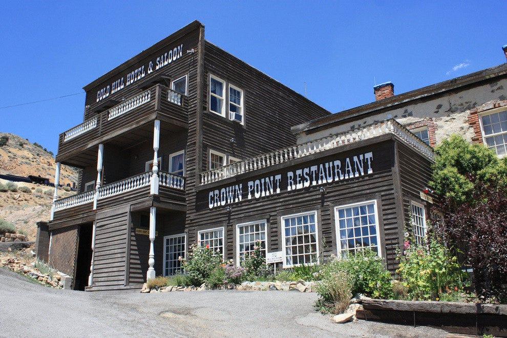 Gold Hill Hotel Crown Point Restaurant
