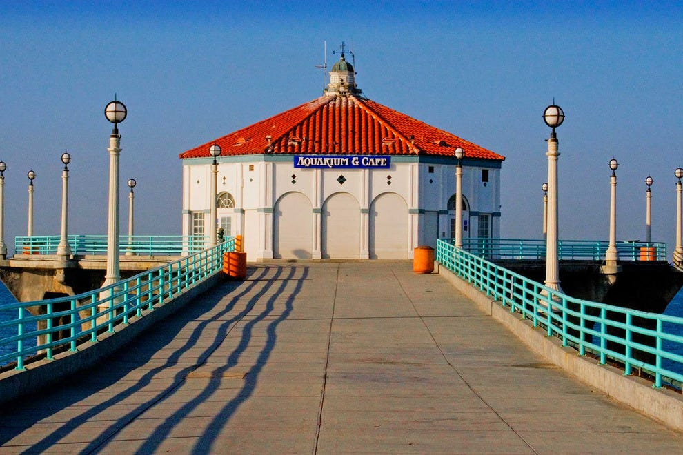 Pier at Manhattan Beach