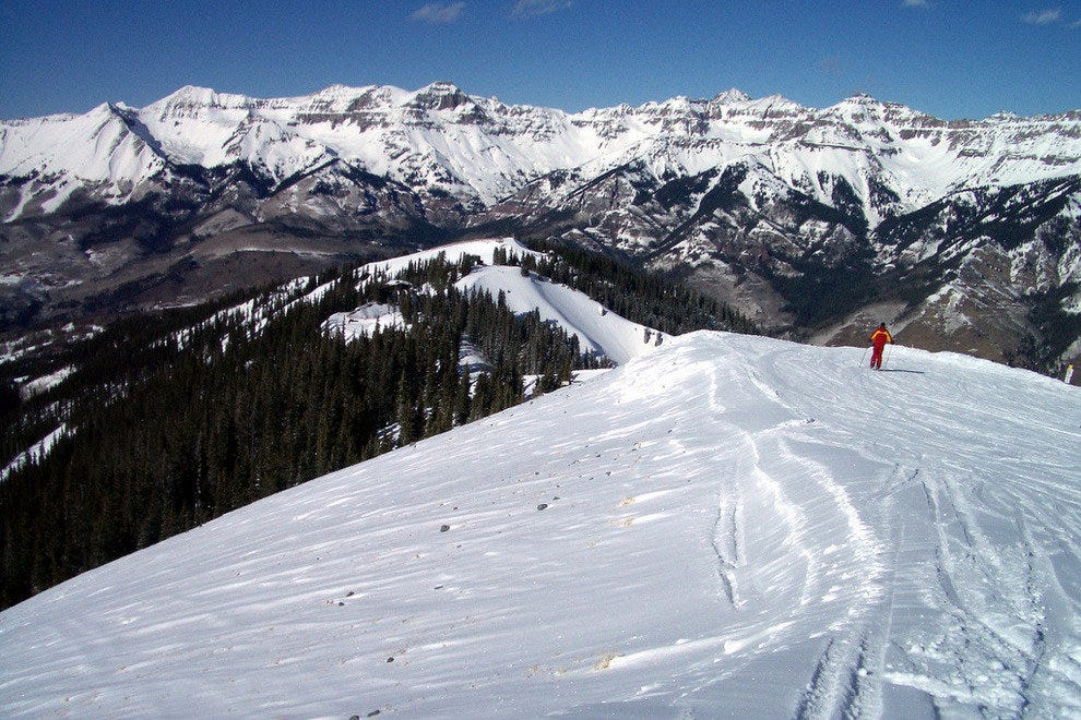 Enjoy the Great Outdoors in Telluride