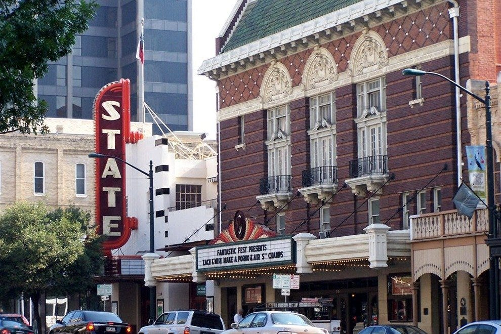 Paramount and State Theatres