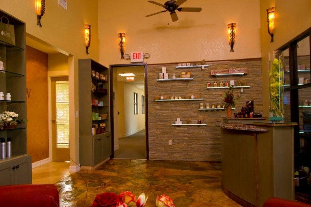 Tween Waters Inn on Captiva has its own on-site spa