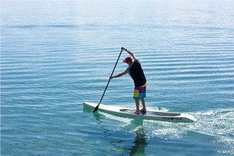 Lake Tahoe Standup Paddleboarding