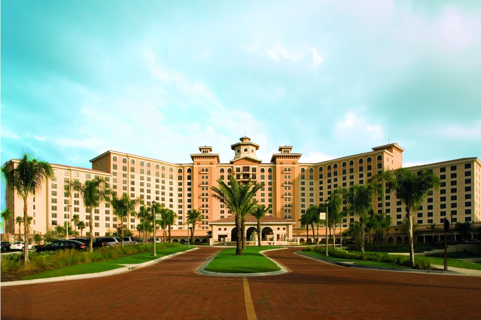 Restaurants Near Rosen Shingle Creek Resort Orlando