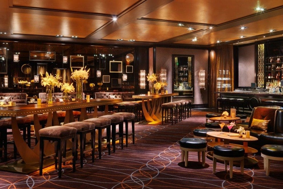 Upscale Lily Bar And Lounge Opens At Bellagio Nightlife