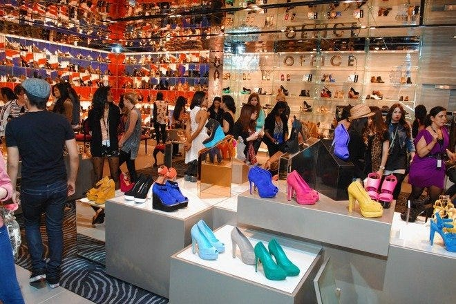 Topshop Topman Las Vegas Shopping Review 10best Experts And Tourist Reviews