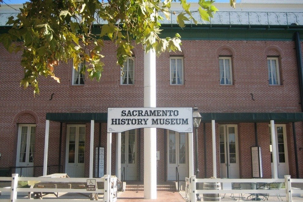 Museums   Visit Sacramento