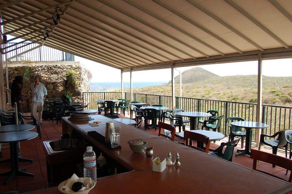 Cafe Concordia St John Menu