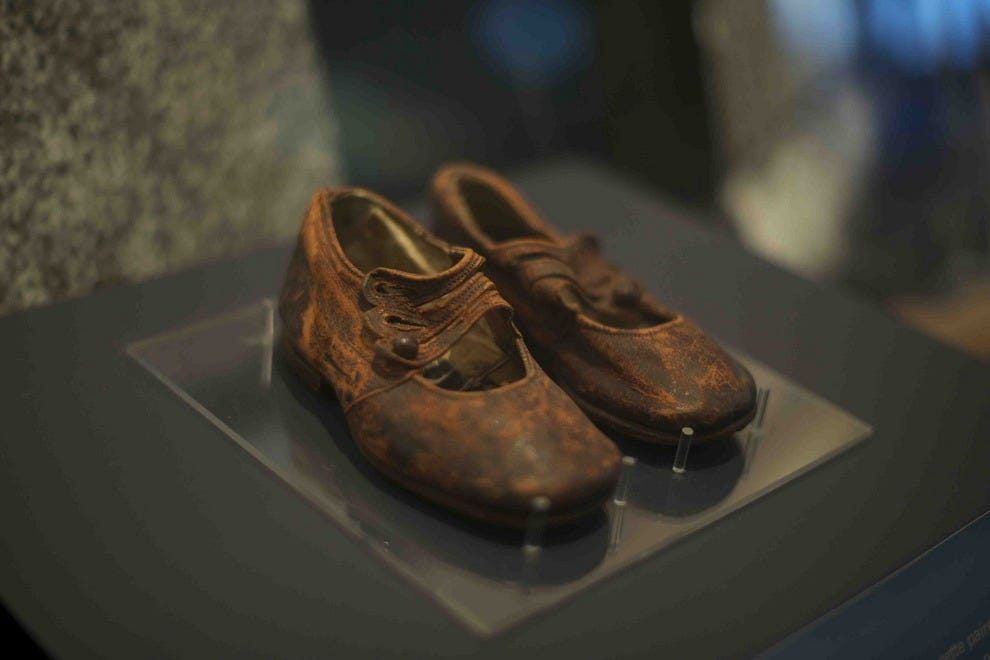 Halifax, in Nova Scotia, holds an abundant number of Titanic artifacts