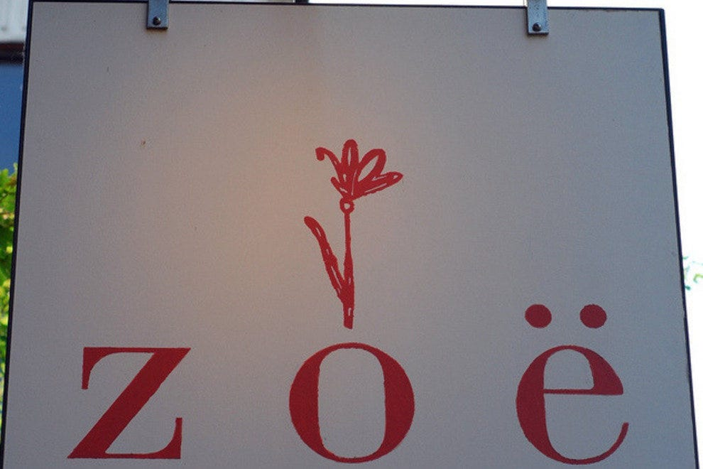 Restaurant Zoe recently made the move from Belltown up to Capitol Hill to bigger digs.