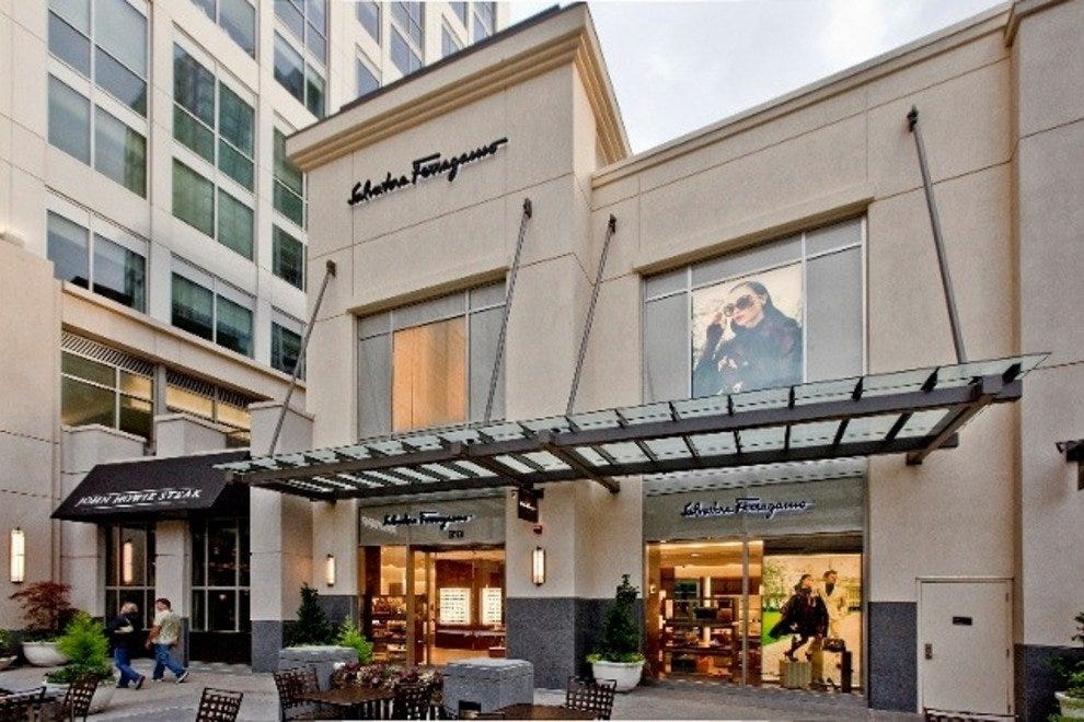Shops at the Bravern brings luxury shopping to Bellevue.