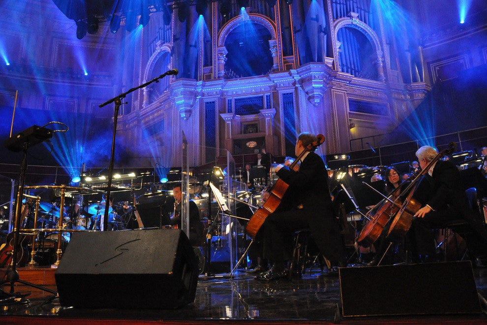 Free Classical Concerts in Rome