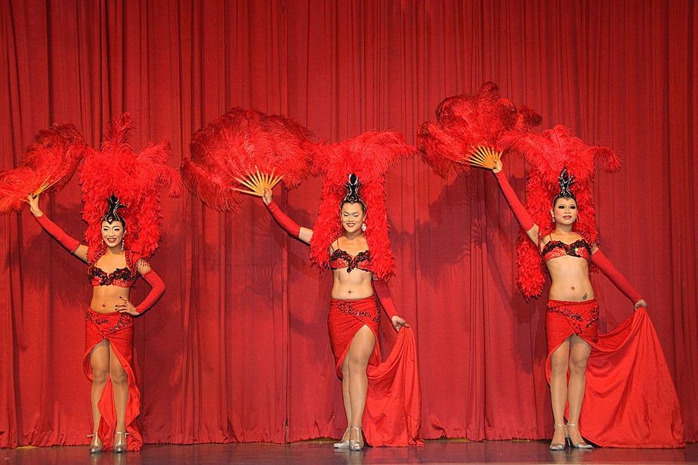 bangkok nude dance pron free