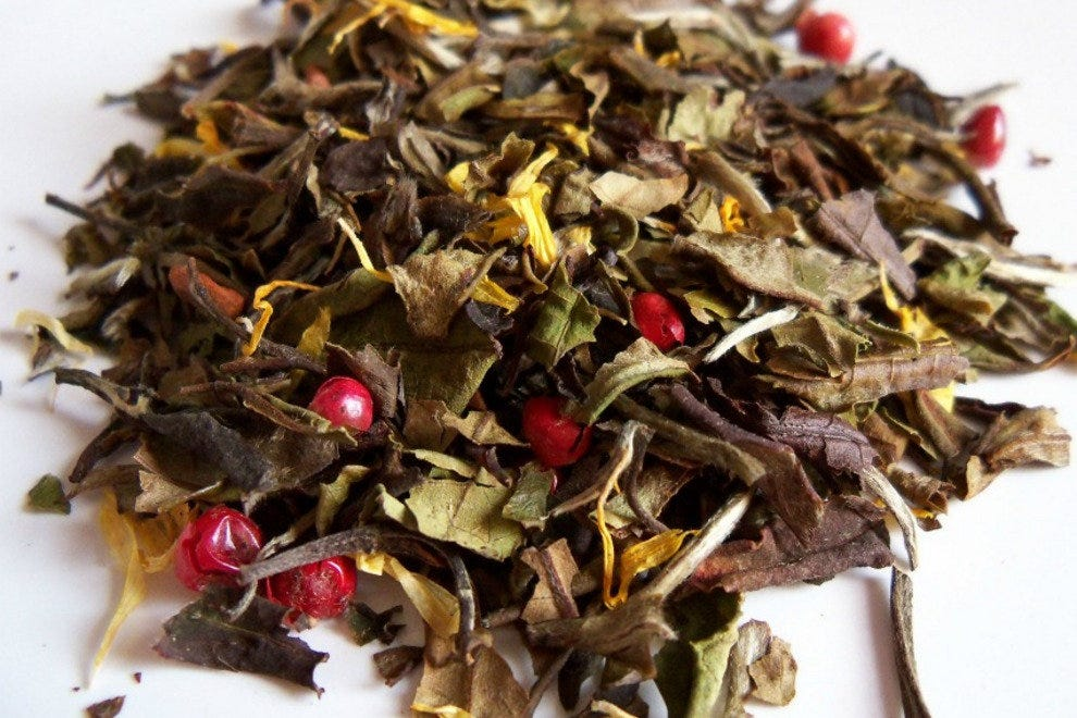 Loose Leaf Artisan Teas Galore at The Tea Grotto