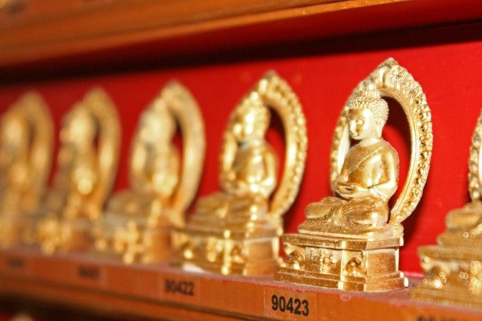 Buddha Tooth Relic Temple & Museum