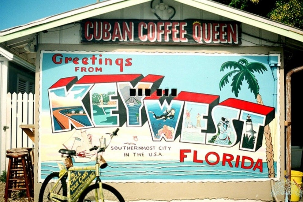 Cuban Coffee Queen