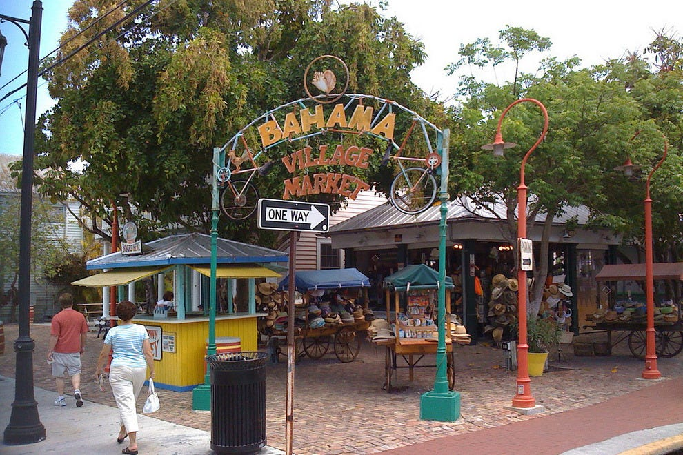 Things To Do In Bahama Village Key West Neighborhood