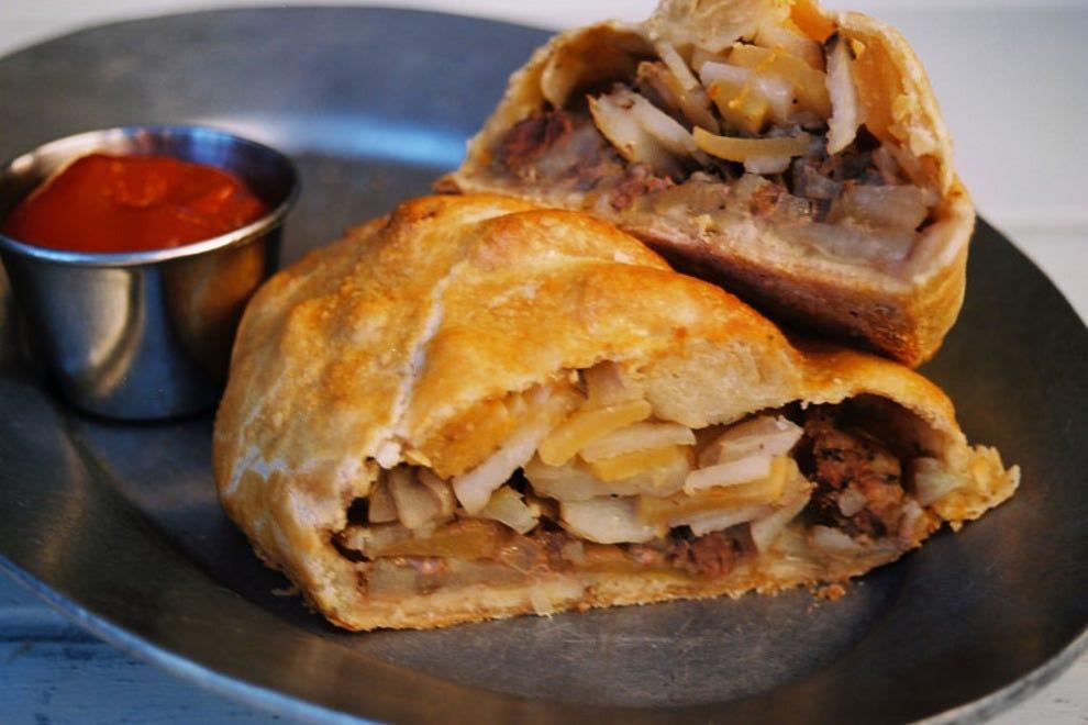 Cornish pasty co phoenix restaurants review 10best for Cuisine az
