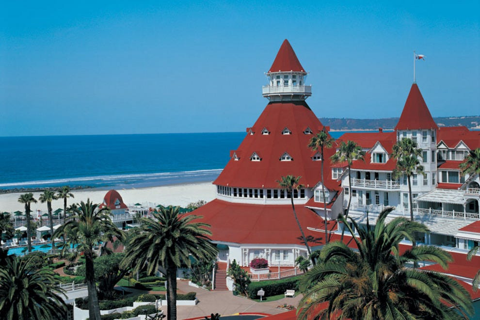 hotel del coronado - San Diego Luxury Hotels And Resorts