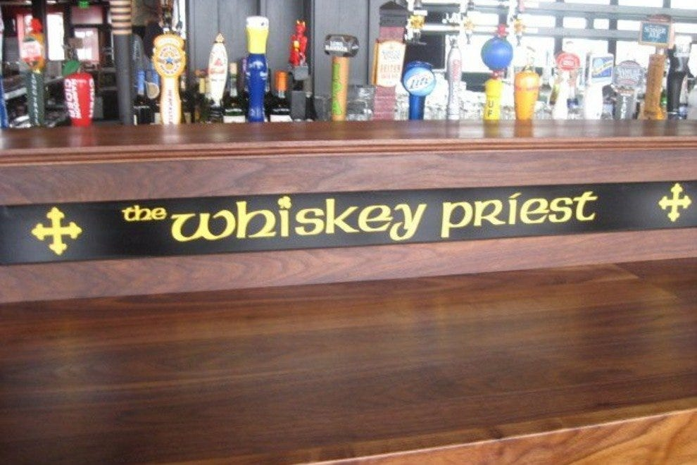 Whiskey Priest