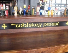 Roof Deck, Waterfront, and Whiskey at Whiskey Priest