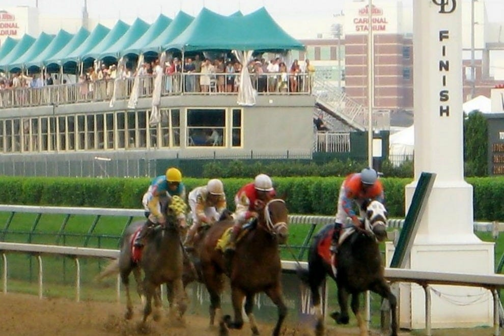 May's annual Kentucky Derby is never short on excitement for race fans