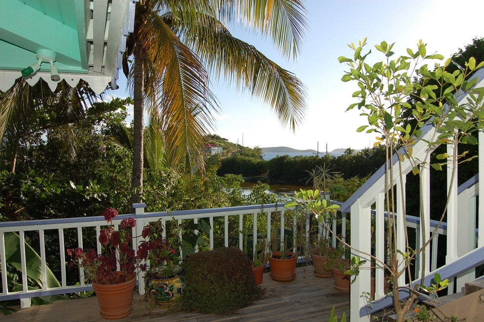 Garden by the Sea Bed and Breakfast, St. John, US Virgin Islands