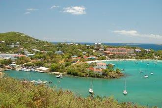 Carolina Corral St John Virgin Islands
