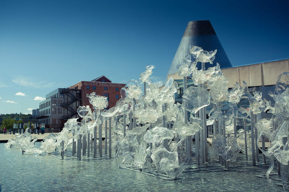 Museum Of Glass Seattle Attractions Review 10best