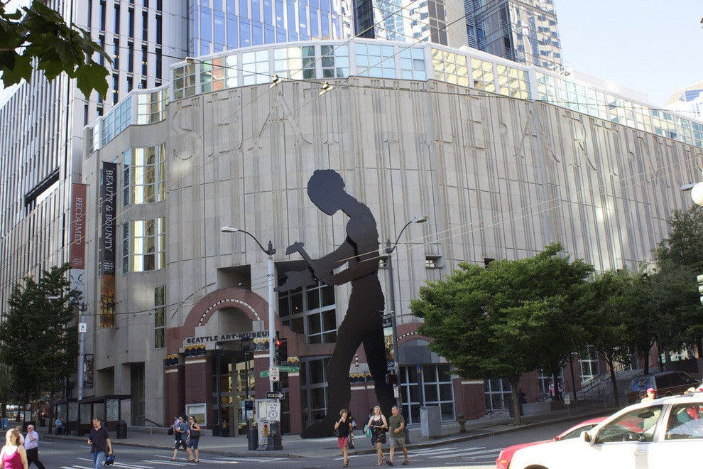 Does any one know any free art galleries in seattle?