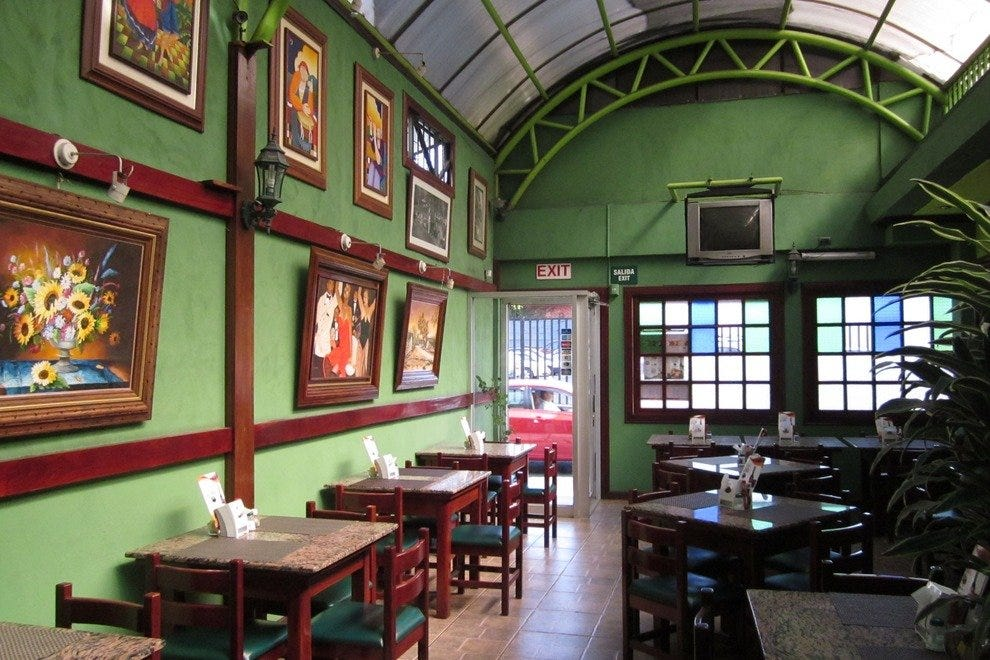 Restaurant Slideshow Best Restaurants In Costa Rica La Criollita