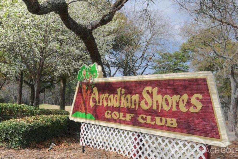 Things To Do In Arcadian Shores Myrtle Beach Sc Travel Guide By 10best