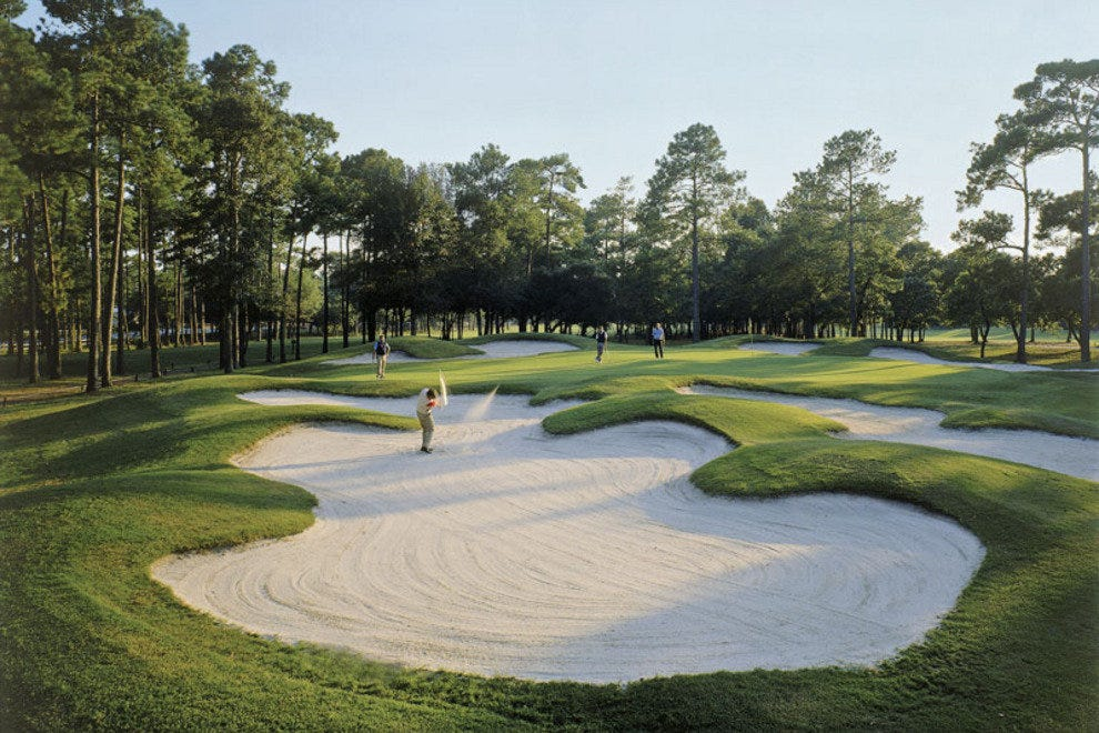 Arcadian Shores Golf Club Myrtle Beach South Carolina