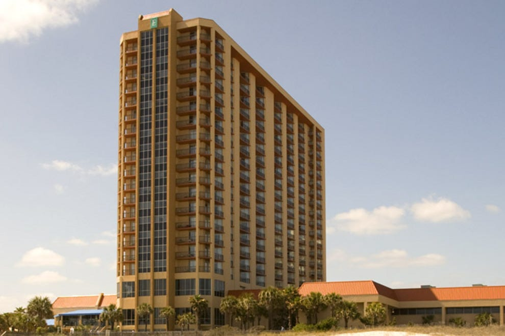 Embassy Suites Myrtle Beach at Kingston Plantation