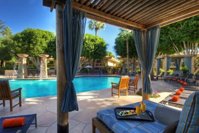 Romantic Hotels in Scottsdale