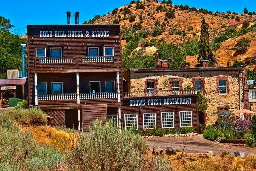The Gold Hill Hotel
