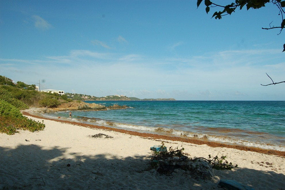 Scott Beach, St. Thomas