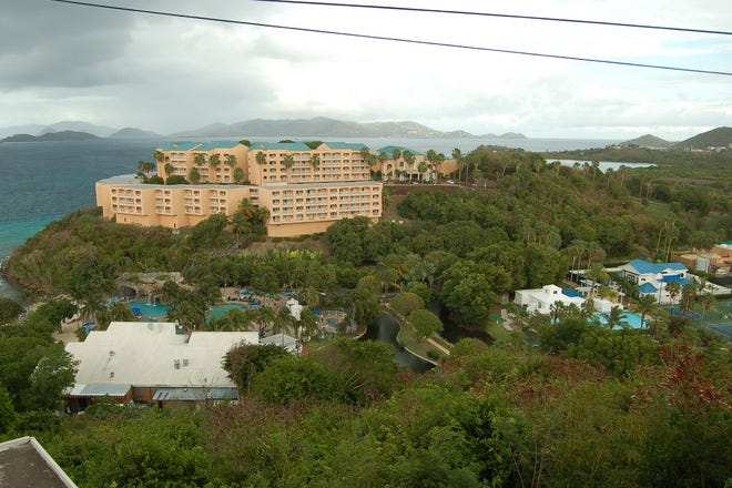 Family-Friendly Hotels in U.S. Virgin Islands