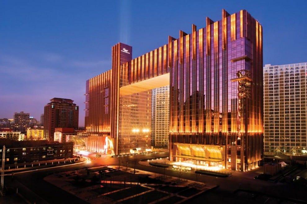 hotels list beijing luxury
