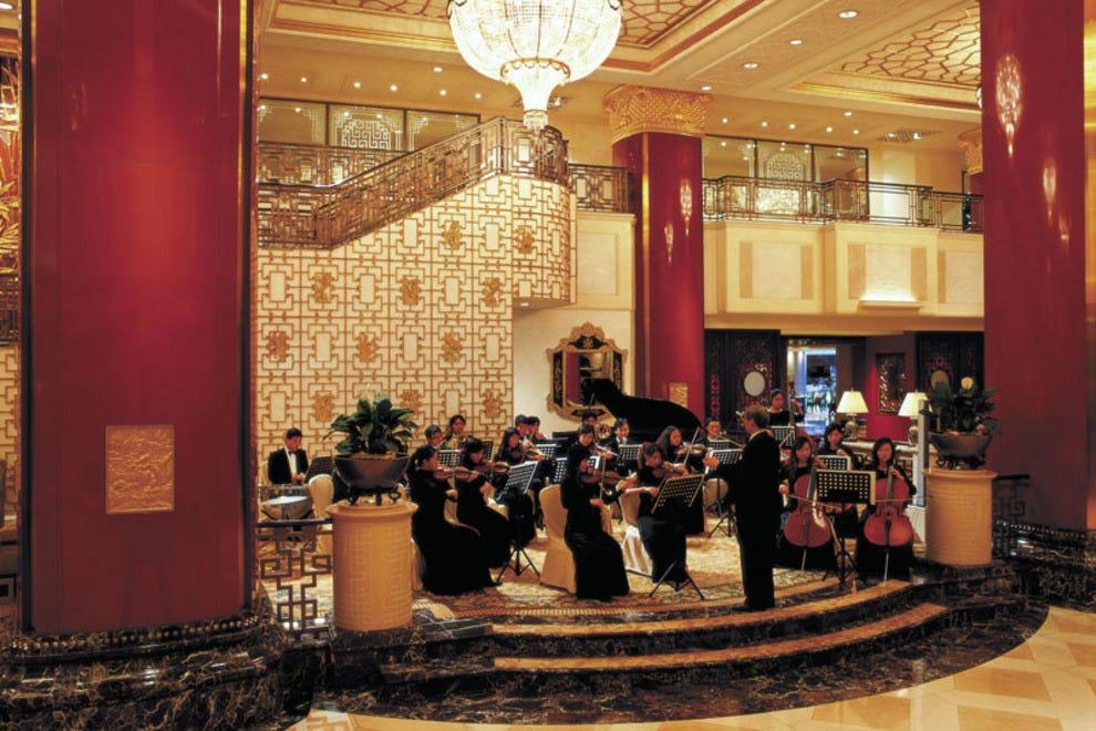 香格里拉大酒店北京
