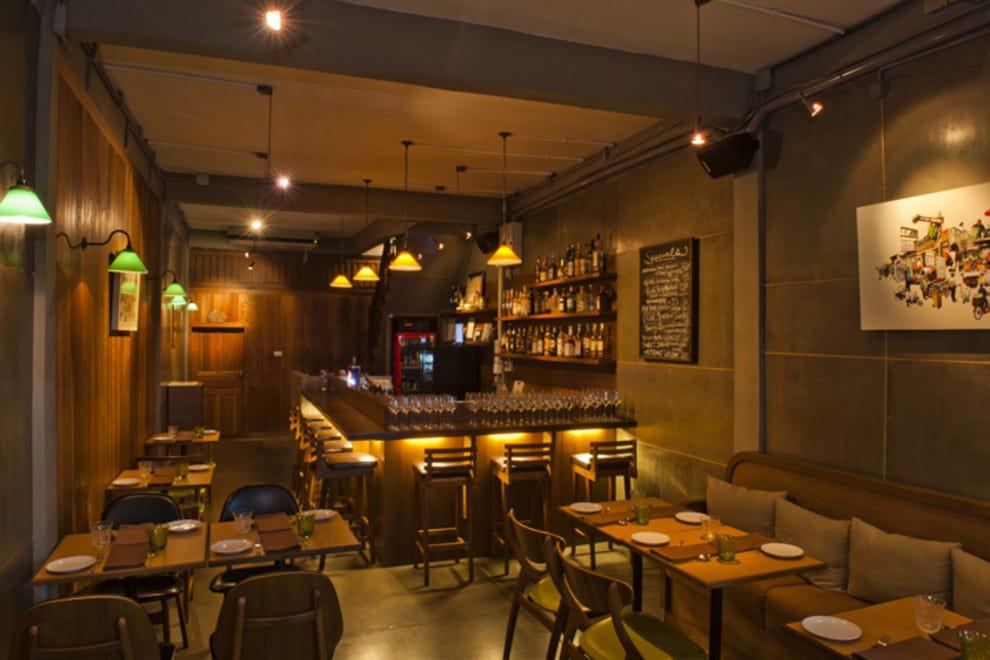 Thonglor 39 s best restaurants restaurants in bangkok for Cuisine bangkok