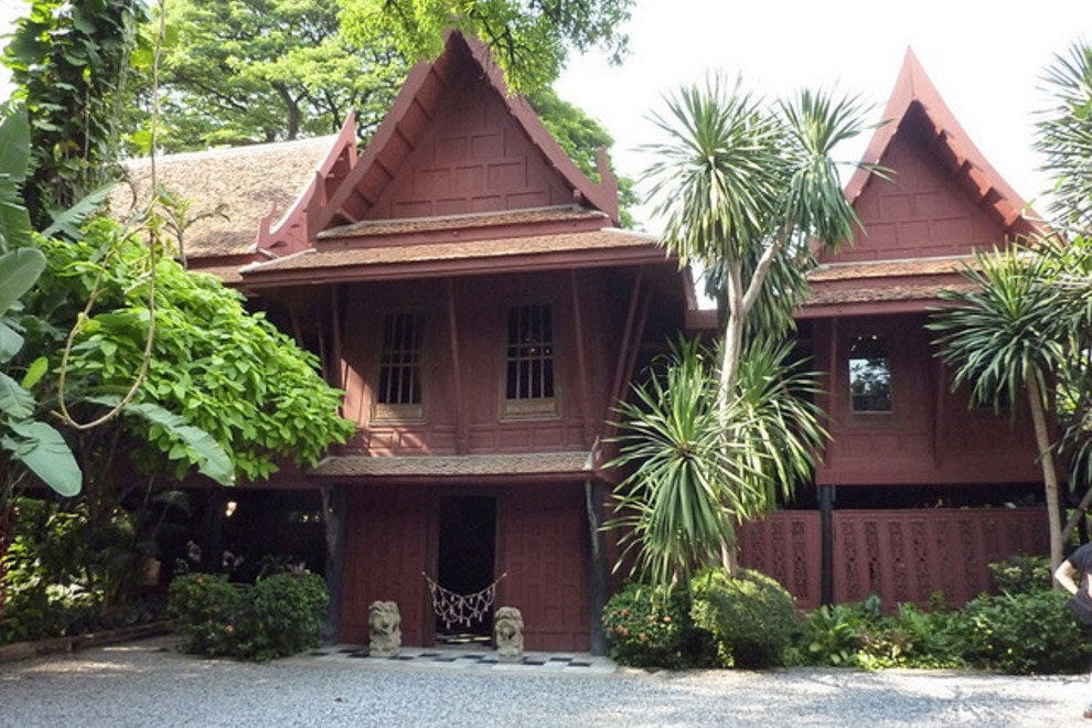 Jim Thompson House: Bangkok Attractions Review - 10Best ...