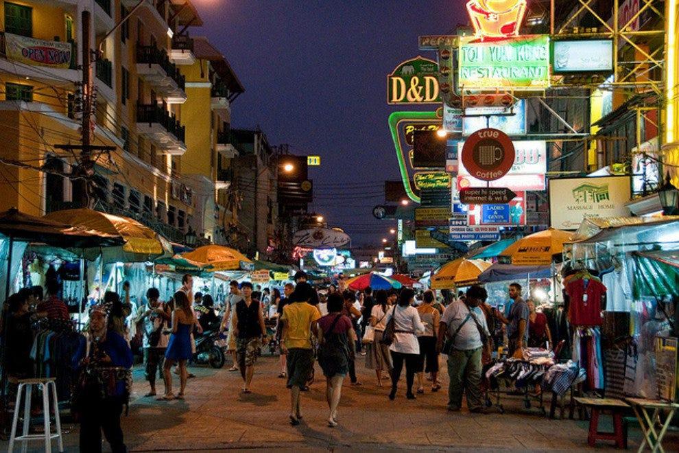 Khao San Road: Bangkok Shopping Review - 10Best Experts ...
