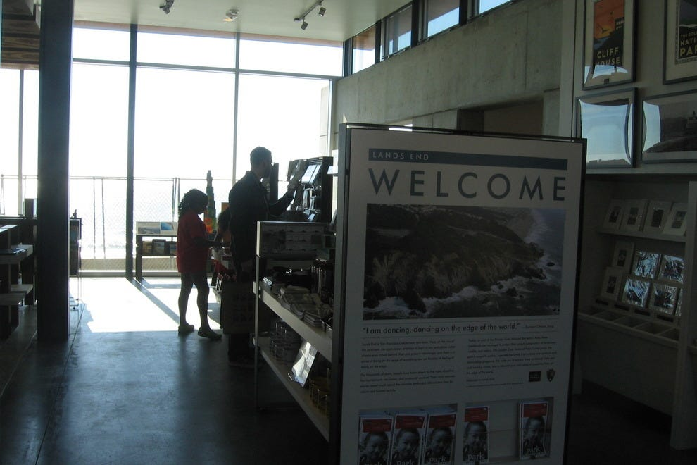 Lands End Visitors Center