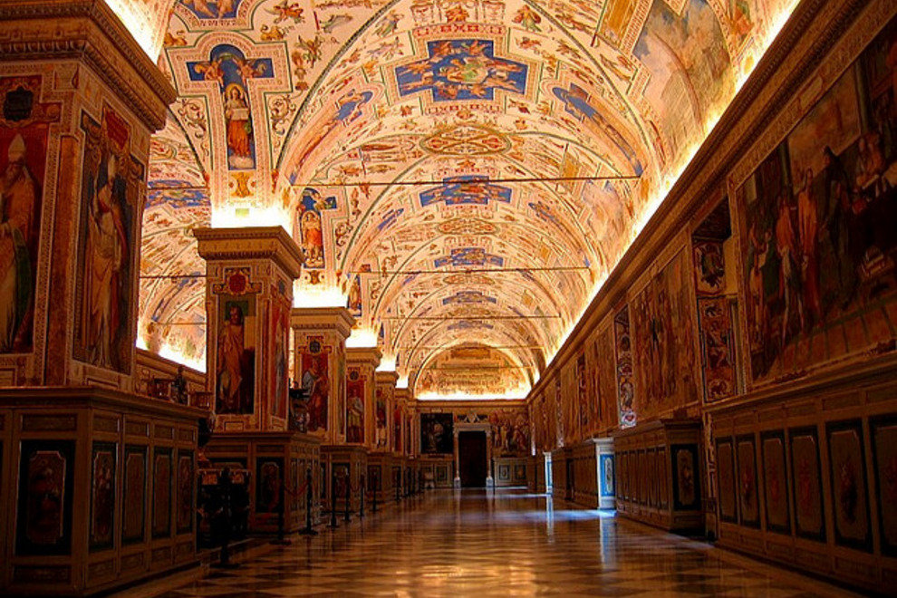Friday Evenings at the Vatican Museums