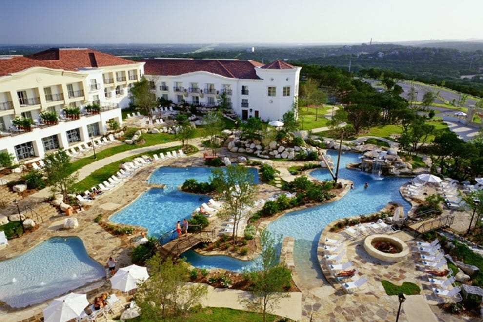 San antonio resorts in san antonio tx resort reviews for Top spa resorts in texas