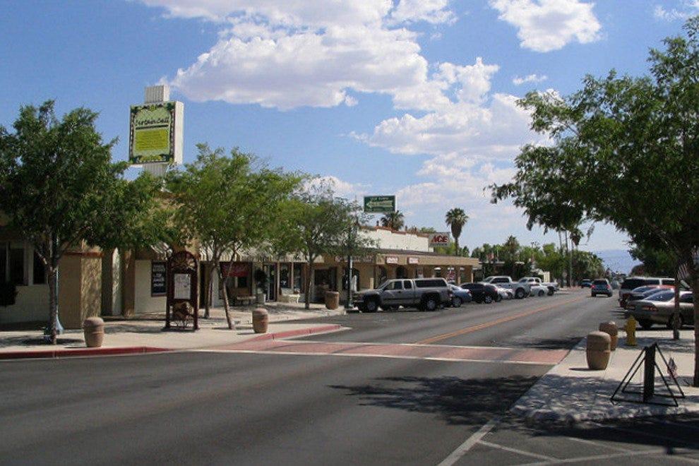 Boulder City Historic District Las Vegas Attractions